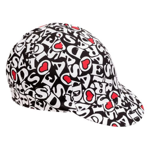 DE ROSA REVO bike cap white-0
