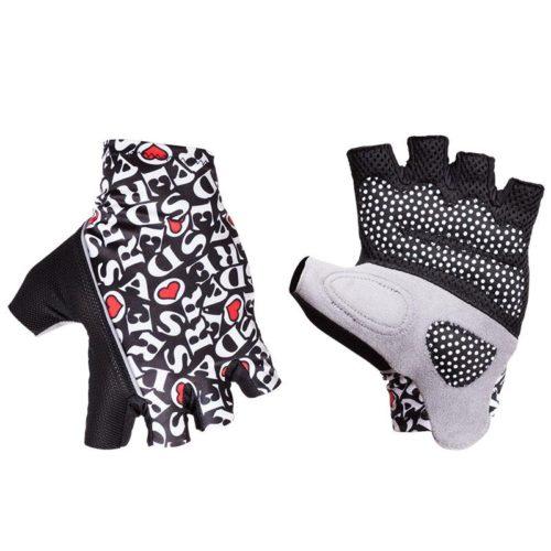 DE ROSA REVO summer gloves black-0