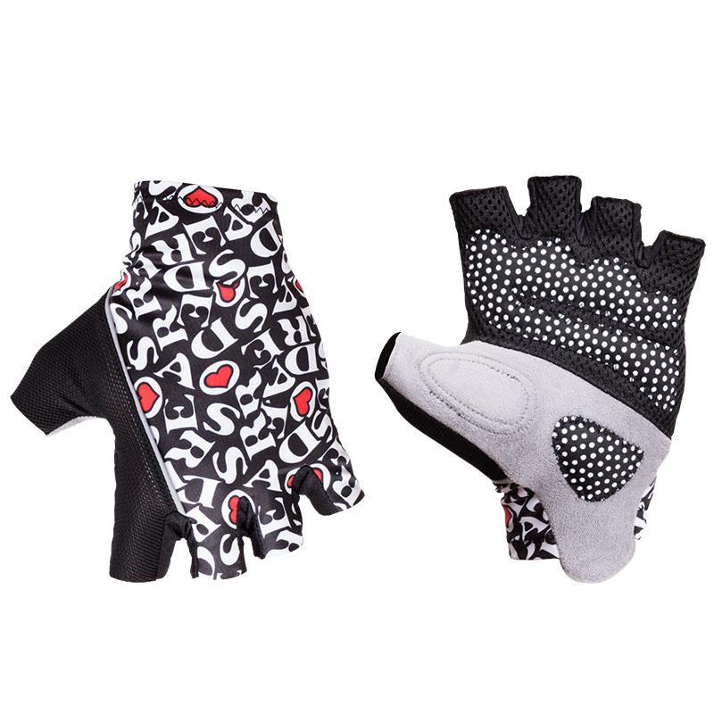 DE ROSA REVO summer gloves black-0